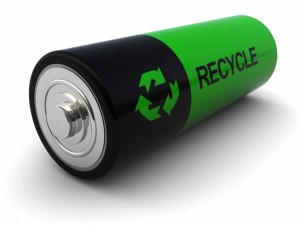 Alternative to Batteries - Recycle