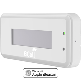 GCell G100 Indoor Solar iBeacon