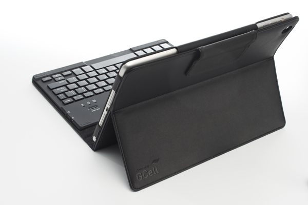 Solar Powered Keyboard Folio For iPad Air 2