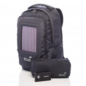 GCell Gratzel Solar Backpack 2