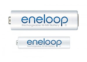 Alternatives to Batteries - sanyo eneloop batteries