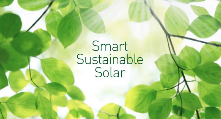 Smart Sustainable Solar